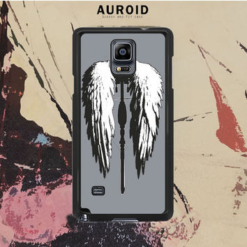 The Walking Dead Season3 Samsung Galaxy Note 4 Case Auroid