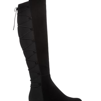 MICHAEL Michael KorsSkye Stretch Over The Knee Lace Up Boots