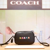 COACH WOMEN'S HOT STYLE LEATHER INCLINED SHOULDER BAG