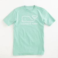 Boys Whale Logo Graphic T-Shirt