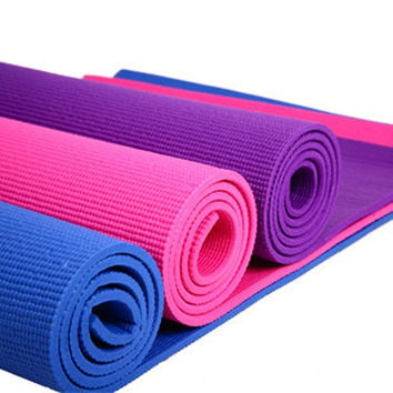 Yoga Sport Exercise Mattress Picnic Camping Outdoor Mat = 1933298372