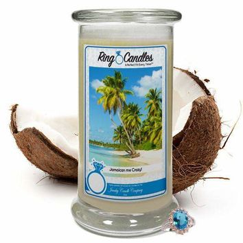 Jamaican Me Crazy! | Ring Candle®