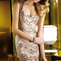 Alyce Claudine Collection 2281 Dress