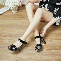 Hermes Woman Fashion Casual Sandals Slipper Shoes