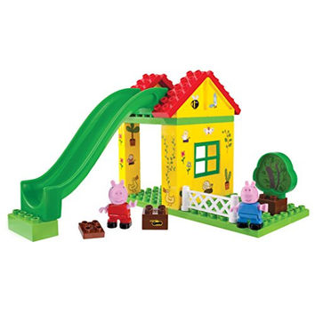 Zoofy International Peppa's Tree House Construction Set