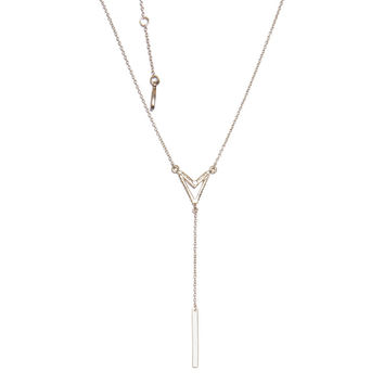 ettika unchained heart necklace