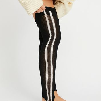 Free People Stirrup Legwarmer