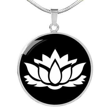Lotus Flower v2 - Luxury Necklace