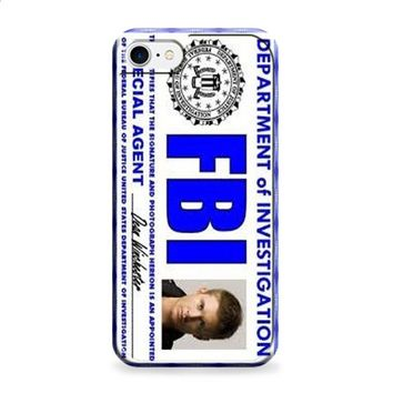 Dean Winchester FBI Supernatural iPhone 6 | iPhone 6S case