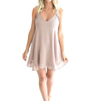 The Silver Lining Dress