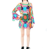Psych Out Dress: UNIF