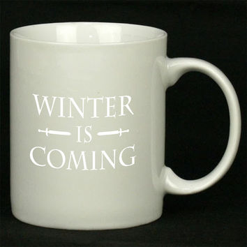 Winter Is Coming New For Ceramic Mugs Coffee *