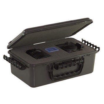 "Plano ABS Camera Case ""Go Pro"" - Metallic Gray/Black"