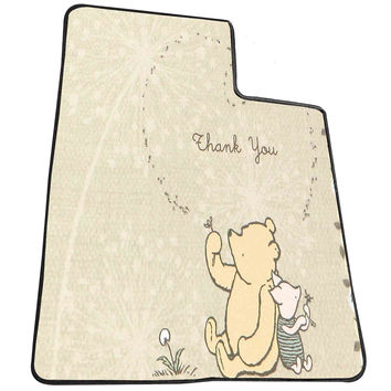 classic winnie the pooh and piglet  for Kids Blanket, Fleece Blanket Cute and Awesome Blanket for your bedding, Blanket fleece *AD*