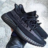 ADIDAS YEEZY 350 2018 new mesh breathable casual shoes