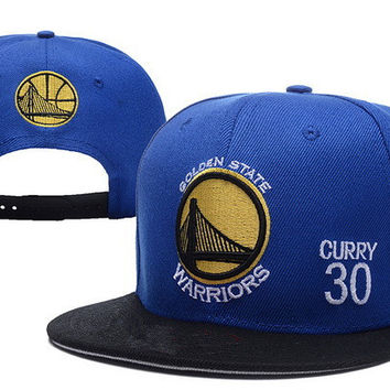 Golden State Warriors Stephan Curry Championship Snapbacks