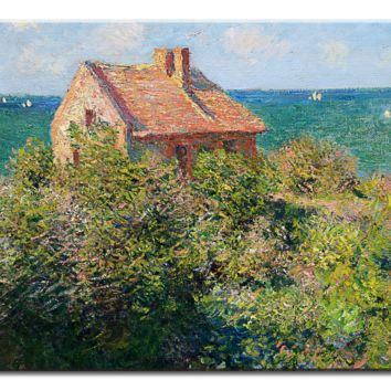 Monet Oil Painting Stock Photo 04 - 1 panel L