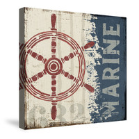Nautical VI Canvas Wall Art