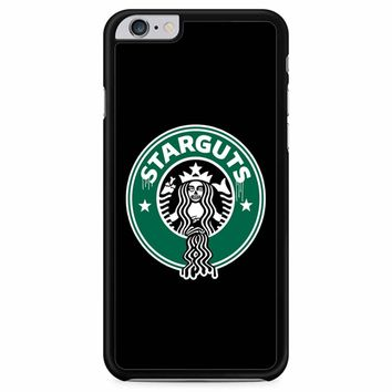 Funny Starbucks Logo Parody iPhone 6 Plus / 6s Plus