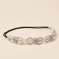 Margaret embellished headband