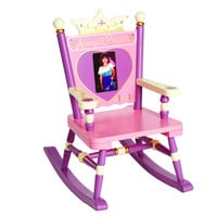 Levels of Discovery Princess Mini Rocker - RAB10003