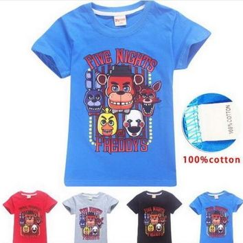 100%Cotton Boys Clothes  at t shirt  at  pizza shirt  Children T shirts for kids