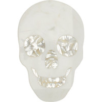 Thomas Fuchs Skull Marble Cheese Board at Barneys New York at Barneys.com
