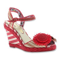 Poetic Licence Red More is More Wedge | zulily