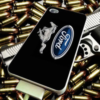 Ford Mustang Logo for iPhone 4/4s/5/5s/5c/6/6 Plus Case, Samsung Galaxy S3/S4/S5/Note 3/4 Case, iPod 4/5 Case, HtC One M7 M8 and Nexus Case ***