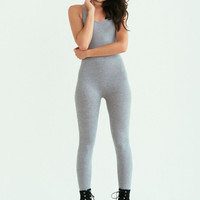 Sorella After Party Unitard Grey