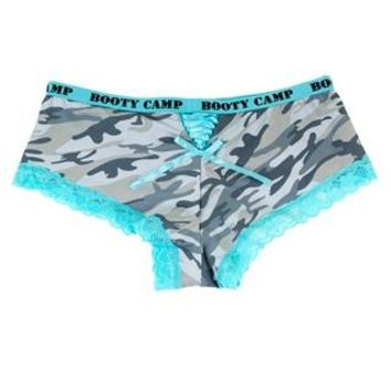 """BOOTY CAMP"" CAMO CHEEKIES 