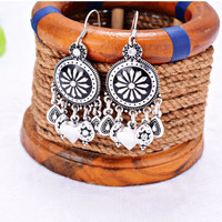 Boho Tibetan Earrings