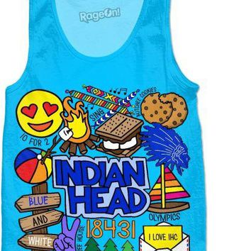 Indian Head Kids Tank Top