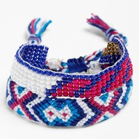 Cara Double Strand Beaded Friendship Bracelet (Girls)