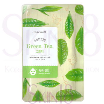 Etude House I Need You Mask Sheet - Green Tea   *exp.date 05/18*