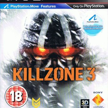 Killzone 3 for the Playstation 3