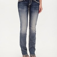 Rock Revival Jazlyn Easy Straight Stretch Jean