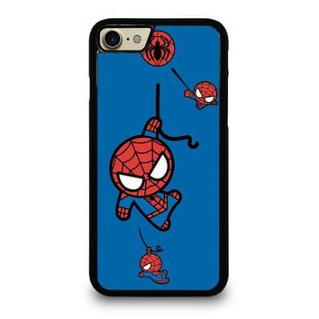 SPIDERMAN KAWAII Marvel Avengers Case for iPhone iPod Samsung Galaxy