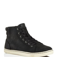 UGG®Gradie High Top Lace Up Sneakers