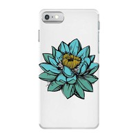 lotus flower iPhone 7 Case