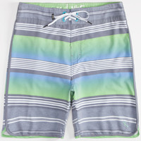 Lost High Line Drive Mens Boardshorts Indigo  In Sizes