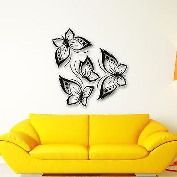 Wall Stickers Vinyl Decal Butterflies Great Living Room Home Decor (ig706)