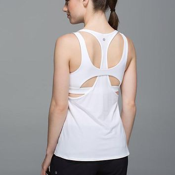 Lululemon Women Sport Running Shirt Top Tee
