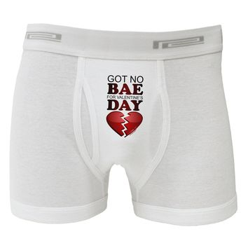 No Bae For Valentine's Day Boxer Briefs