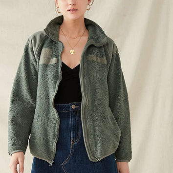 Vintage Surplus Cozy Fleece Jacket | Urban Outfitters