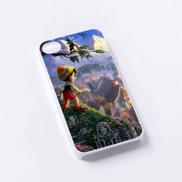 Disney Pinocchio In His World iPhone 4/4S, 5/5S, 5C,6,6plus,and Samsung s3,s4,s5,s6