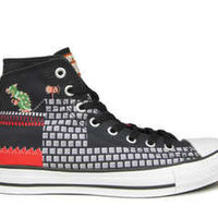 CONVERSE Nintendo SUPER MARIO Black 23cm US4.0 CHUCK TAYLOR STOCK NEW ALL STAR