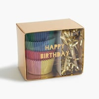 crewcuts Girls Meri Meri Happy Birthday Cupcake Kit