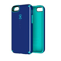 Speck Products CandyShell Case for iPhone 5c, Cadet Blue/Caribbean Blue
