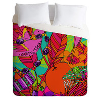 Aimee St Hill Gems And Birds Duvet Cover